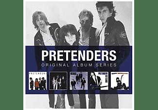 The Pretenders - Original Album Series  - (CD)