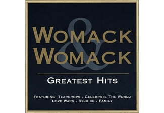 Womack, Womack & Womack - GREATEST HITS  - (CD)