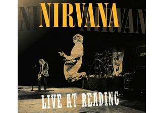 Nirvana - LIVE AT READING [CD]