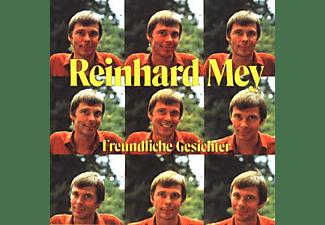 Reinhard Mey - FREUNDLICHE GESICHTER [CD]