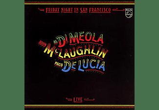Paco de Lucía, Al Di Meola, John McLaughlin - FRIDAY NIGHT IN SAN FRANCISCO  - (CD)