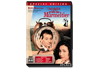 Und täglich grüßt das Murmeltier (Special Edition) [DVD]