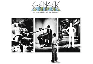 Genesis - The Lamb Lies Down On Broadway  - (CD)
