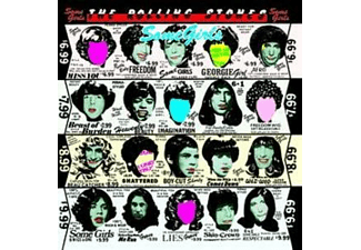 Rolling Stones, The - SOME GIRLS [CD]