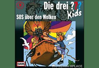 Die Drei ??? Kids 09: SOS über den Wolken  - (CD)