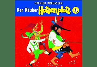 Otfried Preussler - 004 - DER RÄUBER HOTZENPLOTZ (NEUPRODUKTION)  - (CD)