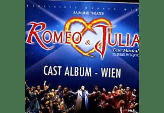 Raimund Theater Ensemble, Orchester Der Vereinigten Bühnen Wien - Romeo + Julia Cast Album  - (CD)