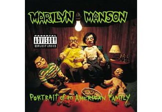 Marilyn Manson - PORTRAIT OF AN AMERICAN FA [CD]