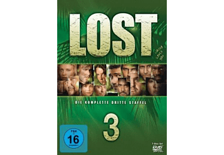 Lost - Staffel 3 [DVD]