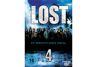 Lost - Staffel 4 [DVD]