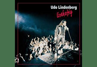 Udo Lindenberg - Udo Lindenberg - Livehaftig  - (CD)
