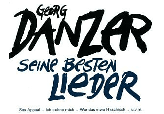 Georg Danzer - Liederbuch [CD]