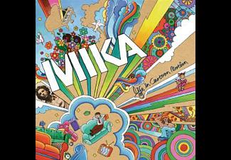 Mika - Life In Cartoon Motion  - (CD EXTRA/Enhanced)