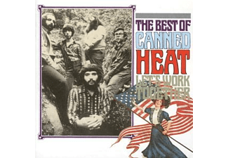 Canned Heat - BEST OF LETS WORK TOGETHER [CD]
