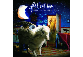 Fall Out Boy - Infinity On High  - (CD)