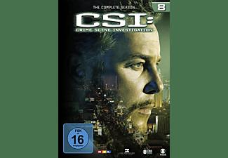 CSI: Crime Scene Investigation - Staffel 8 DVD