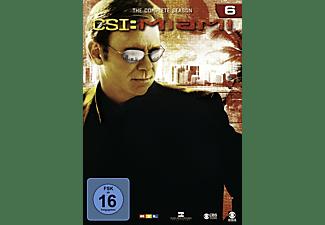 CSI: Miami - Die komplette Staffel 6 [DVD]