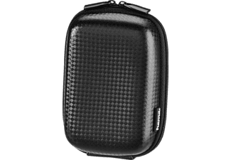 "HAMA Kameratasche ""Hardcase Carbon Style"", 60 L, schwarz"