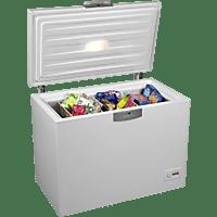 BEKO HSA 24530 Gefriertruhe (A++, 186 kWh/Jahr, 230 l)