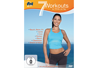 Fit For Fun - 7 Workouts - nur 15 Min. am Tag DVD