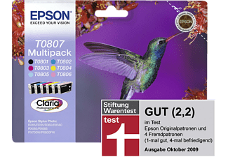 EPSON C13T08074011 COLOUR MULTIPACK