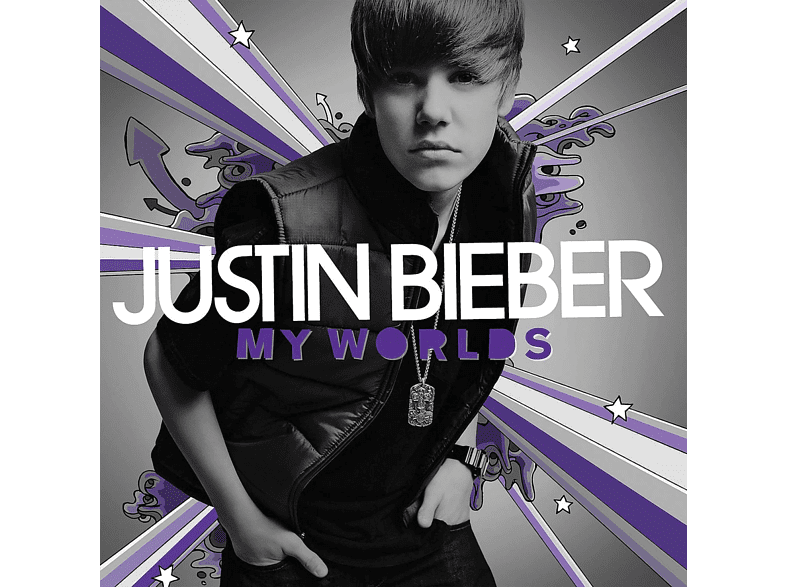 Justin Bieber - My Worlds [CD]