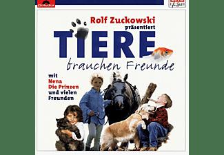 Rolf Zuckowski - TIERE BRAUCHEN FREUNDE  - (CD)