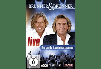 Brunner & Brunner - Live-Die Große Abschiedstour  - (DVD)