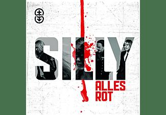 Silly - ALLES ROT (ORIGINAL ALBUM PLUS BONUSTRACK)  - (CD)