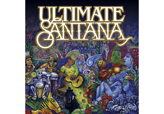 Carlos Santana - Ultimate Santana  - (CD)