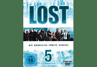 Lost - Staffel 5 DVD