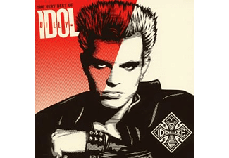 Billy Idol - THE VERY BEST OF - IDOLIZE YOURSELF [CD]
