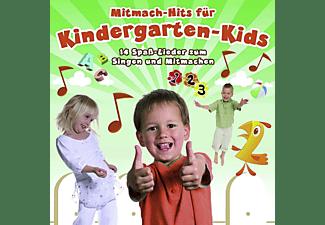 Kiddy's Corner, Kidz & Friendz - Mitmach-Hits Für Kindergarten-Kids (14 Spasslieder  - (CD)