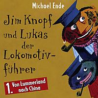 Jim Knopf und Lukas der Lokomotivführer 1 - (CD)