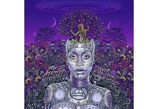 Erykah Badu - New Amerykah Part Two (Return Of The Ankh) - (CD)