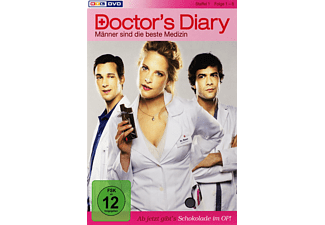 Doctor's Diary - Staffel 1 - (DVD)