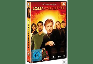 CSI: Miami - Die komplette Staffel 4 [DVD]