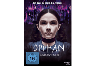 Orphan - Das Waisenkind [DVD + Video Album]