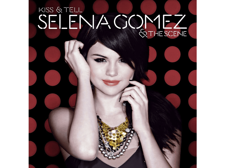 Selena & The Scene Gomez - KISS & TELL [CD]