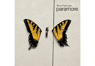 Paramore - Brand New Eyes  - (CD)