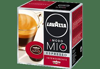 Cápsulas monodosis - Lavazza INTENSAMENTE Contiene 16 cápsulas de café Intensamente