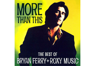 Bryan/roxy Music Ferry - More Than This/The Best Of B. Ferry+Roxy Music [CD]