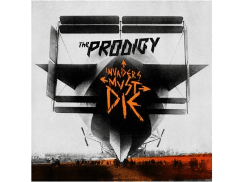The Prodigy - INVADERS MUST DIE [CD]