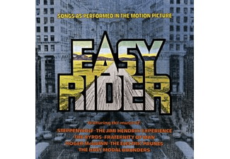 Various - EASY RIDER [CD]