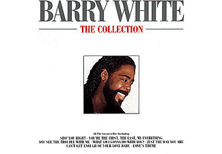 Barry White COLLECTION CD