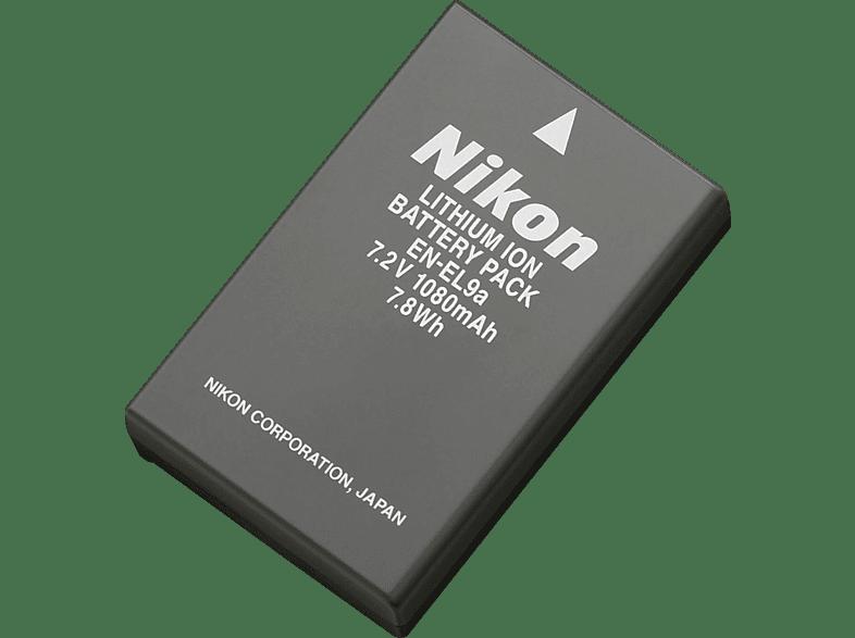NIKON EN-EL9a Akku Nikon , Li-Ion, 7.2 Volt, 1080 mAh