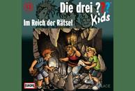 Die drei ??? Kids 13: Im Reich der Rätsel - (CD)