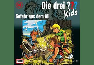 Die drei ??? Kids 14: Gefahr aus dem All  - (CD)