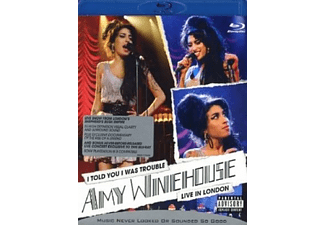 Amy Winehouse - I Told You I Was Trouble (Live In London)  - (Blu-ray)