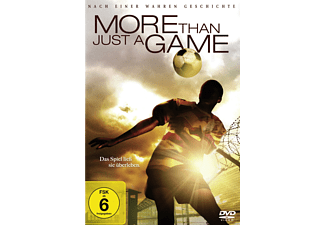 More Than Just A Game DVD